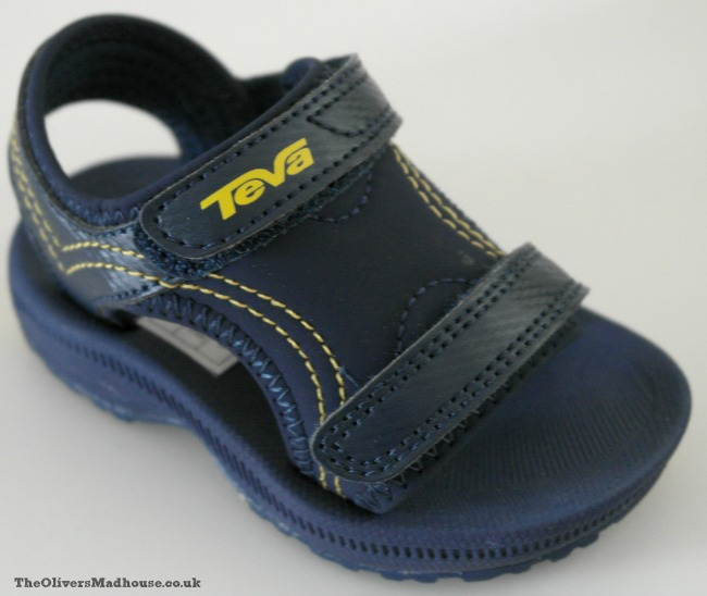 Summer Footwear With Teva - A Review The Oliver\\\'s Madhouse