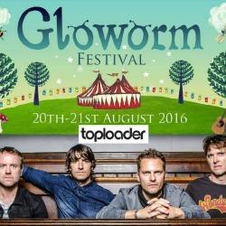 toploader gloworm festival