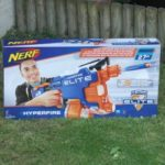 Nerf N-Strike Hyperfire Elite Blaster Review