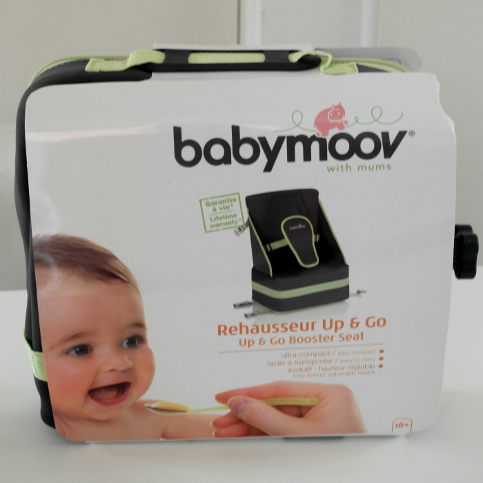 Babymoov Up & Go Booster Seat Review The Oliver\\\'s Madhouse
