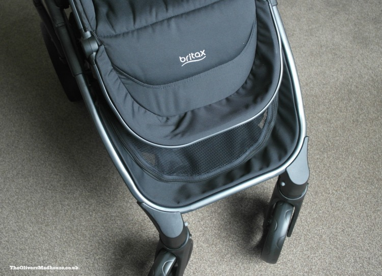 Britax B-Ready Pushchair Review The Oliver\\\'s Madhouse