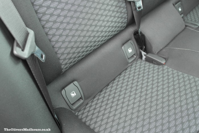 isofix point in astra sports tourer