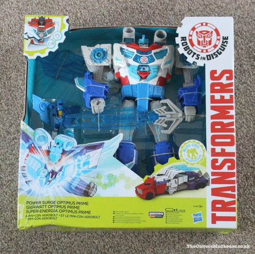 optimus prime review