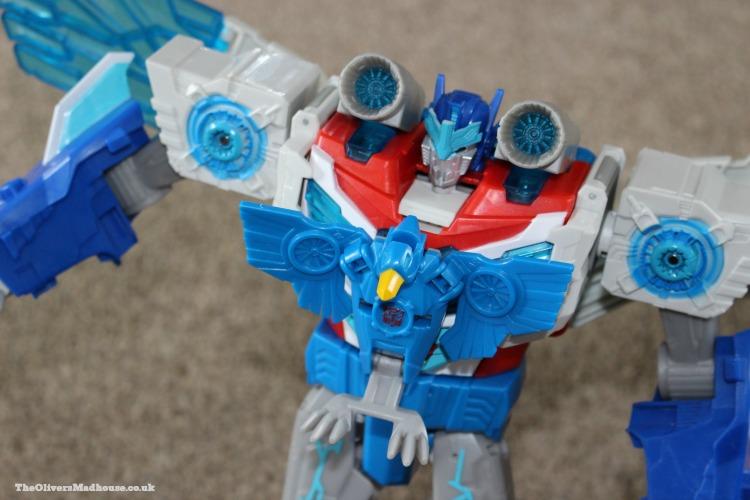 optimus-tansformer