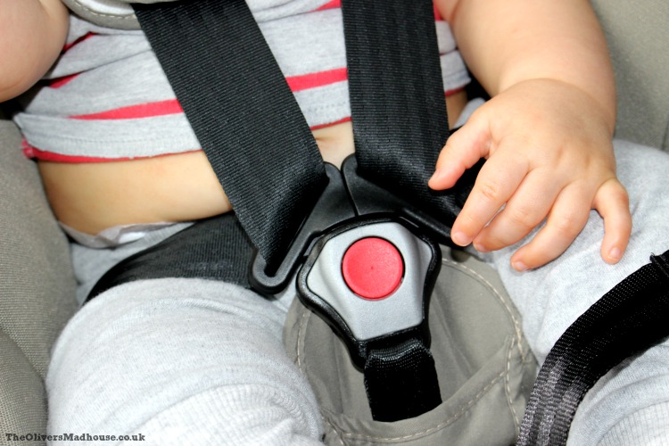 Joolz iZi Go™ Modular Car Seat by BeSafe® - A Review The Oliver\\\'s Madhouse