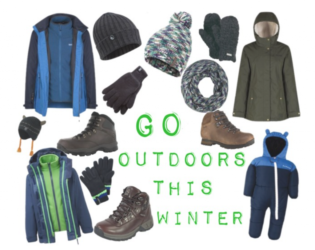 GO Outdoors this winter