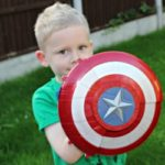 Captain America Review: Blaster Shield & Slide Blast Armour Toys