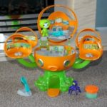 Octonauts Octopod Slime Playset – A Review