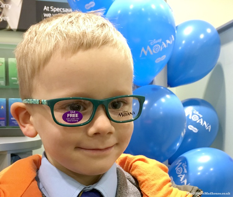 Stylish Glasses That Even The Kids Will Love With SpecSavers The Oliver\\\'s Madhouse