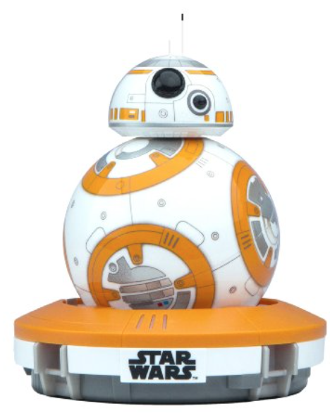 BB8 app enabled droid