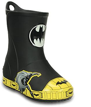 batman crocs welly boots