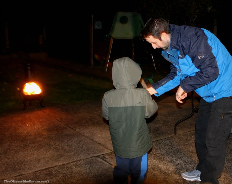 Our Belated Bonfire Night 2016 The Oliver\\\'s Madhouse