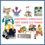 Children's Christmas Gift Guide (Age 1-2)
