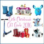 Girls Christmas Gift Guide 2016