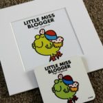 Personalising Gifts With Mr. Men And Little Miss – A Review