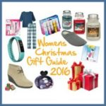 Women's Christmas Gift Guide 2016