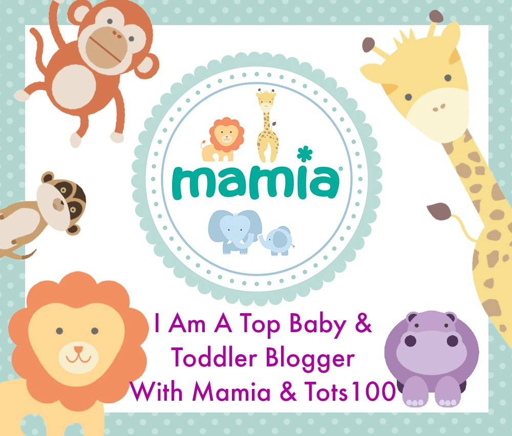 Being A Top Baby Blogger With Aldia Mamia and Tots100 The Oliver\\\'s Madhouse