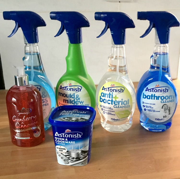 The Pre Christmas Clean With Astonish + Giveaway The Oliver\\\'s Madhouse