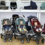The BabyStyle Hybrid Pushchair Launch Event