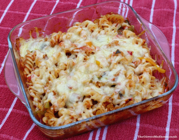 Tasty Teatime Meals Ideas For Kids With Barilla The Oliver\\\'s Madhouse