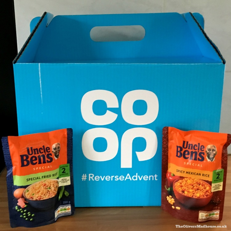 The #ReverseAdvent With The Co-Op The Oliver\\\'s Madhouse