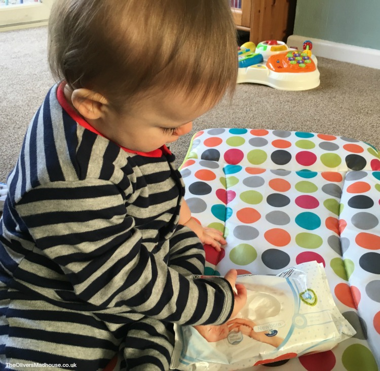 Bonding, Routines & Motherhood With Huggies Newborn Wipes The Oliver\\\'s Madhouse