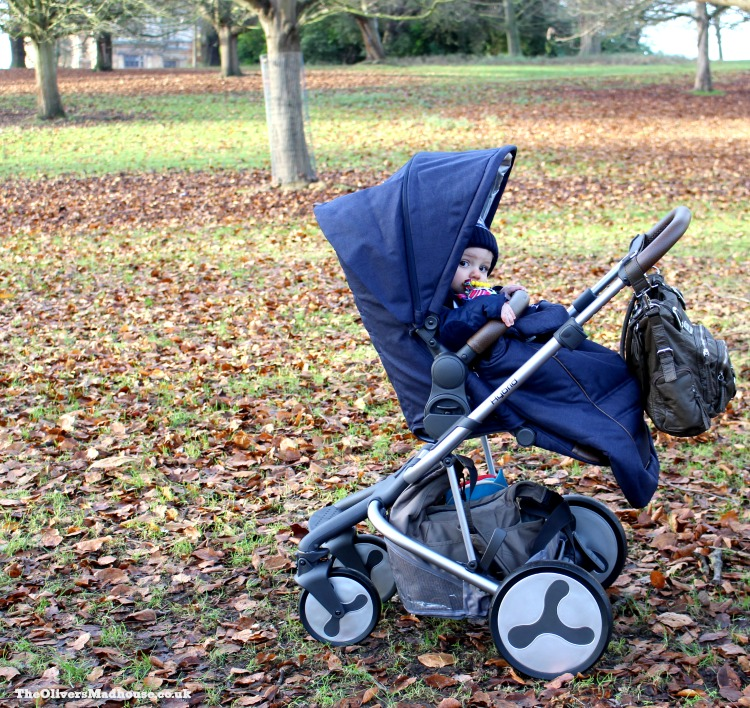 The BabyStyle Hybrid Edge Pushchair - Our First Thoughts The Oliver\\\'s Madhouse