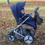 The BabyStyle Hybrid Edge Pushchair – Our First Thoughts