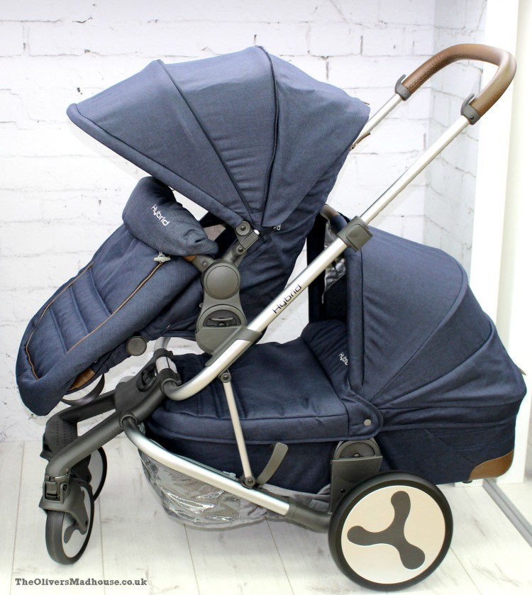 The BabyStyle Hybrid Pushchair Launch Event The Oliver\\\'s Madhouse