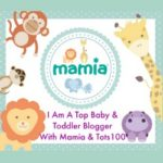 Being A Top Baby Blogger With Aldia Mamia and Tots100