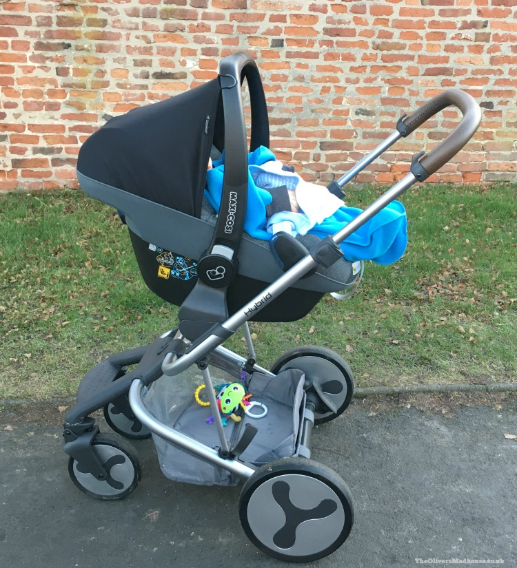 The BabyStyle Hybrid Pushchair - A Full Review The Oliver\\\'s Madhouse