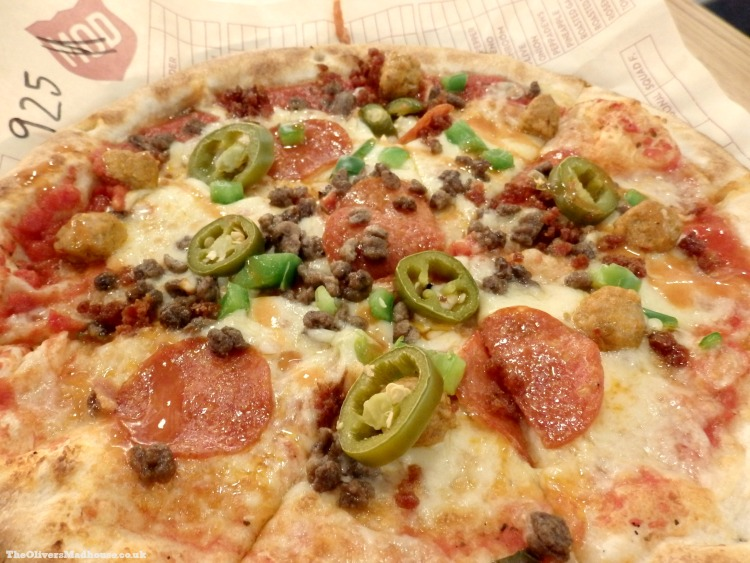 Visiting MOD Pizza Nottingham - A Review The Oliver\\\'s Madhouse