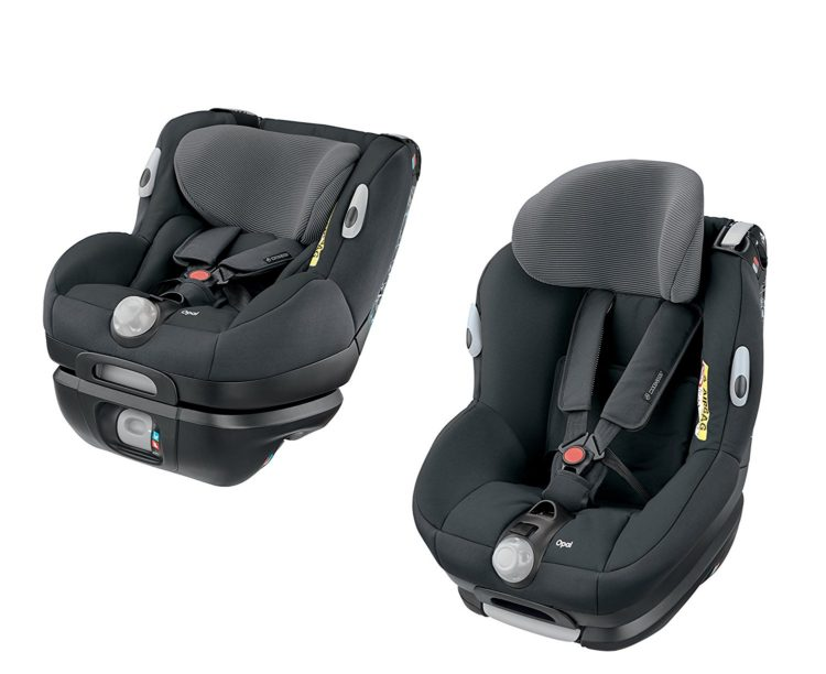 A Review Of The Maxi-Cosi Opal Car Seat The Oliver\\\'s Madhouse