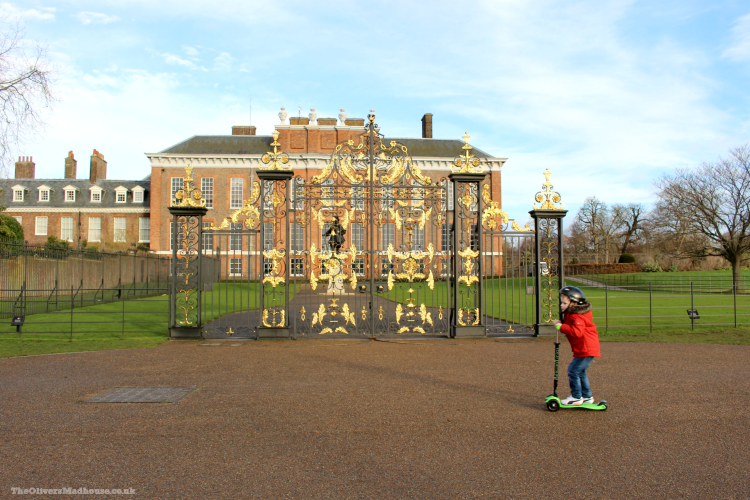 Our First Visit To Kensington Gardens London The Oliver\\\'s Madhouse