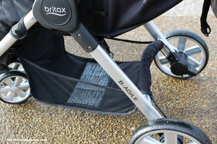 A Britax B-Agile 3 Pushchair Review The Oliver\\\'s Madhouse