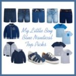 My Little Boy Blue Nautical Top Picks