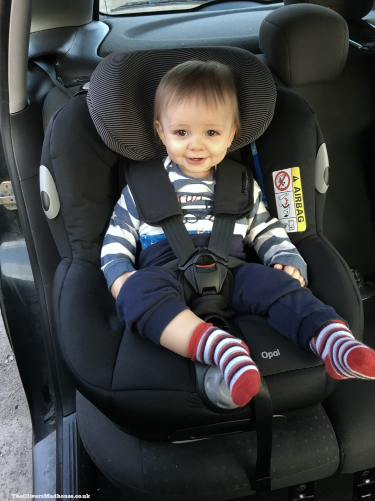 Choose A Car Seat That Is Ideally Designed For Your Little One