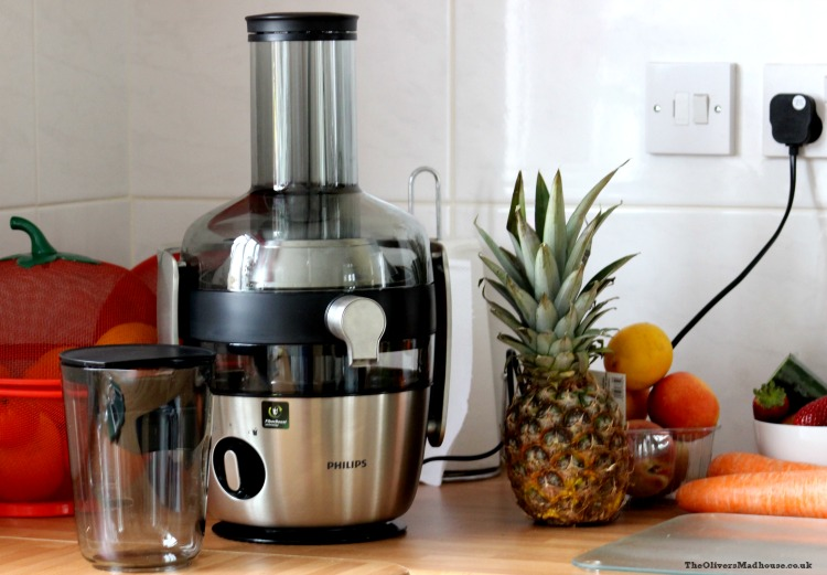 Swapping To Healthier Habits With Philips Advance Centrifugal Juicer The Oliver\\\'s Madhouse