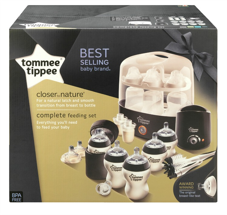 Win A Tommee Tippee Closer To Nature Complete Feeding Set The Oliver\\\'s Madhouse