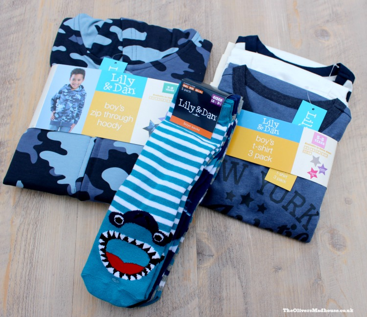 Aldi's Specialbuys Kid's Spring Fashion Range The Oliver\\\'s Madhouse