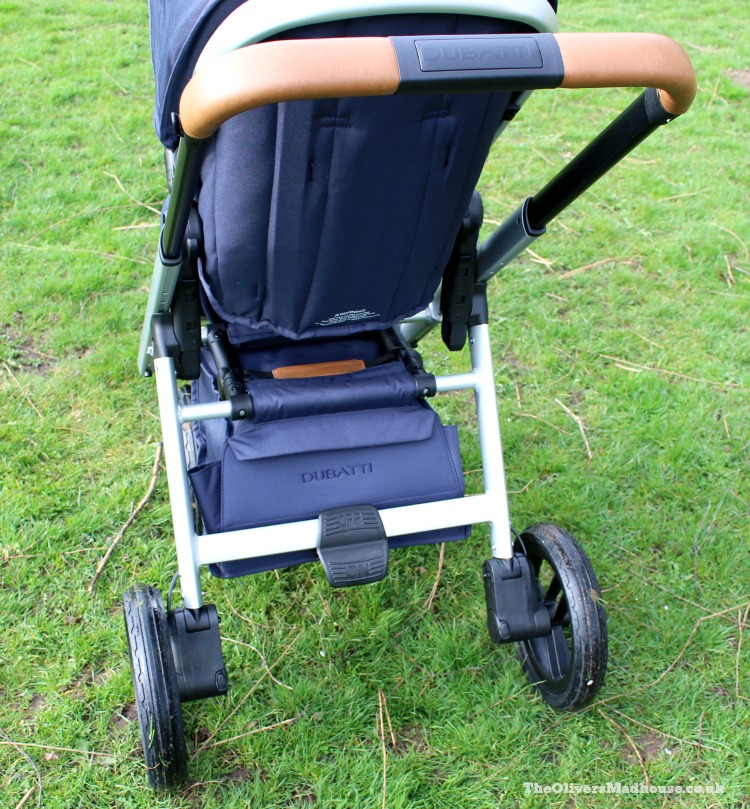 A Review Of The Dubatti One All Terrain Pushchair The Oliver\\\'s Madhouse