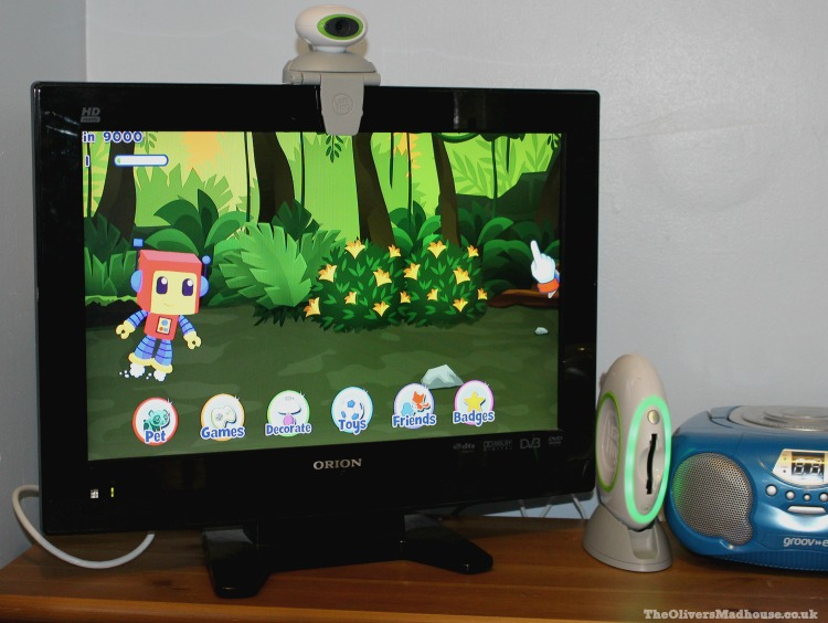 A Review Of The LeapFrog LeapTV Gaming System The Oliver\\\'s Madhouse