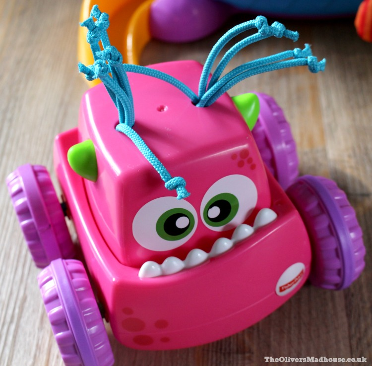 A Review Of The New Monsters Range From Fisher Price The Oliver\\\'s Madhouse