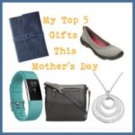 My Top 5 Gifts This Mothers Day