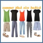Summer Plus Size Clothing Basics