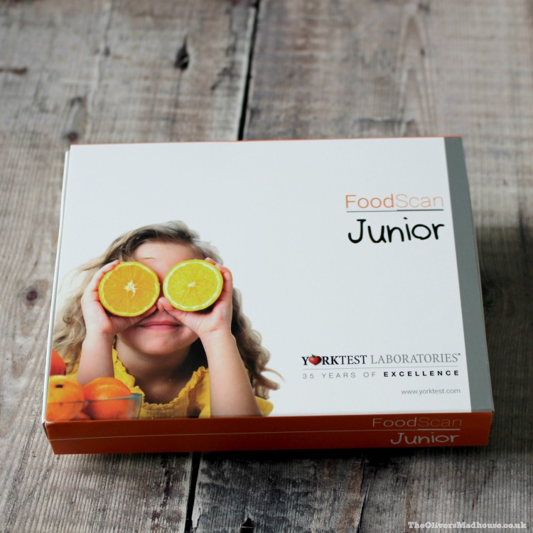 Junior Food Intolerance Testing With York Test Laboratories - Plus Giveaway The Oliver\\\'s Madhouse