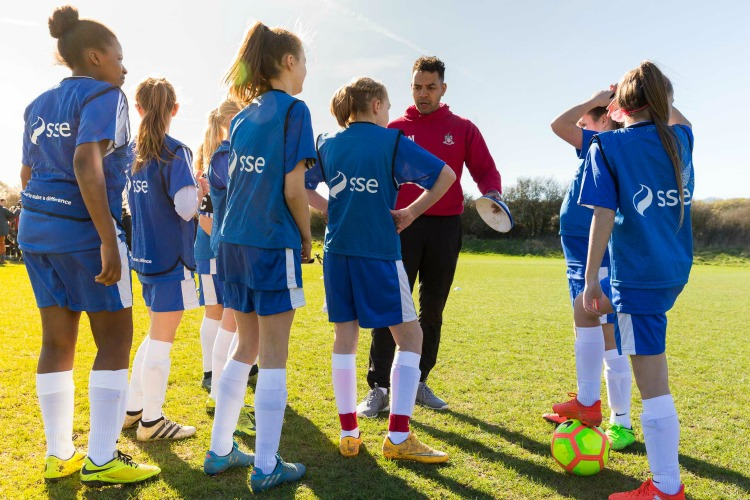SSE The Energy Behind Women's Football - Empowerment At Its Best The Oliver\\\'s Madhouse