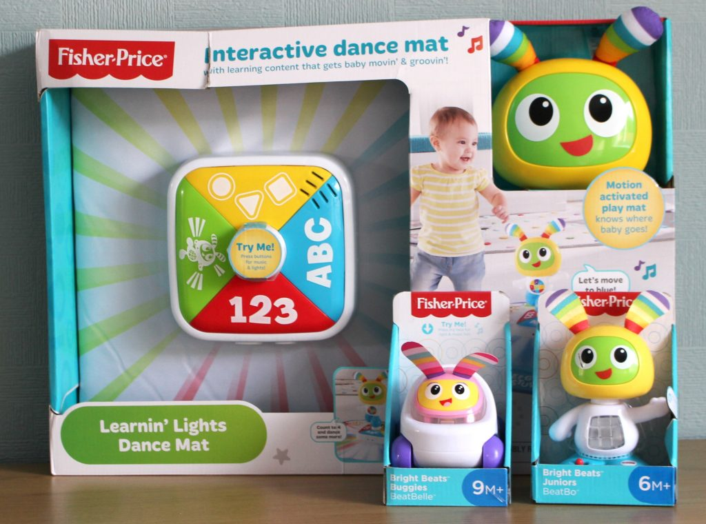 Fisher Prices Bright Beats Newest Toys - A Review The Oliver\\\'s Madhouse