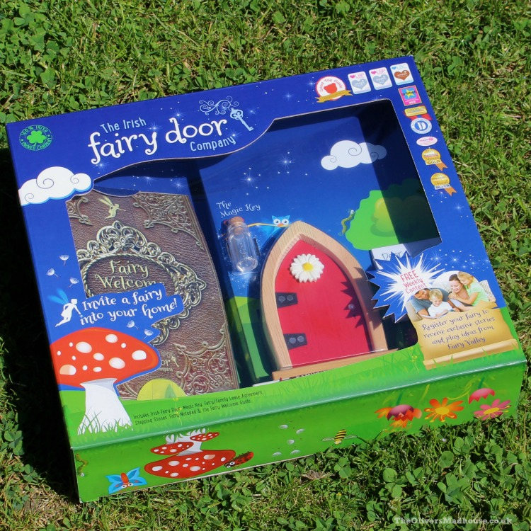 The Irish Fairy Door Company - A Review The Oliver\\\'s Madhouse