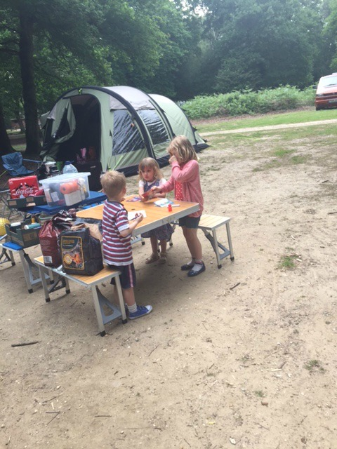 Family Camping Things To Do In The New Forest Hampshire